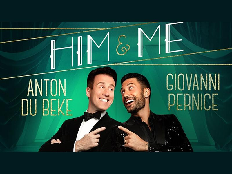 Anton and Giovanni - Him and Me Tour