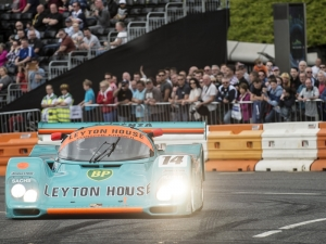 Ignition Festival Of Motoring At The Sse Hydro Glasgow City Centre