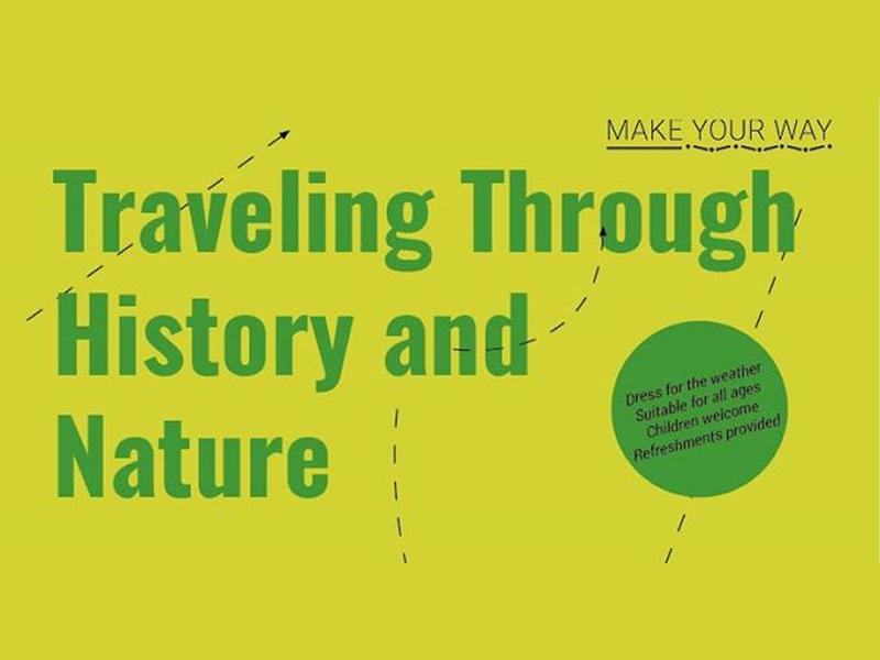 Travelling Through History and Nature - Lamington