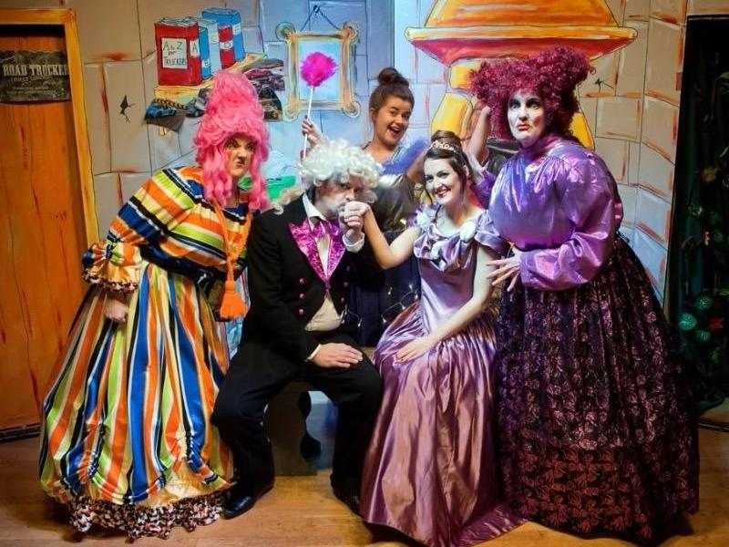 Fizzgig Theatre presents Cinderella
