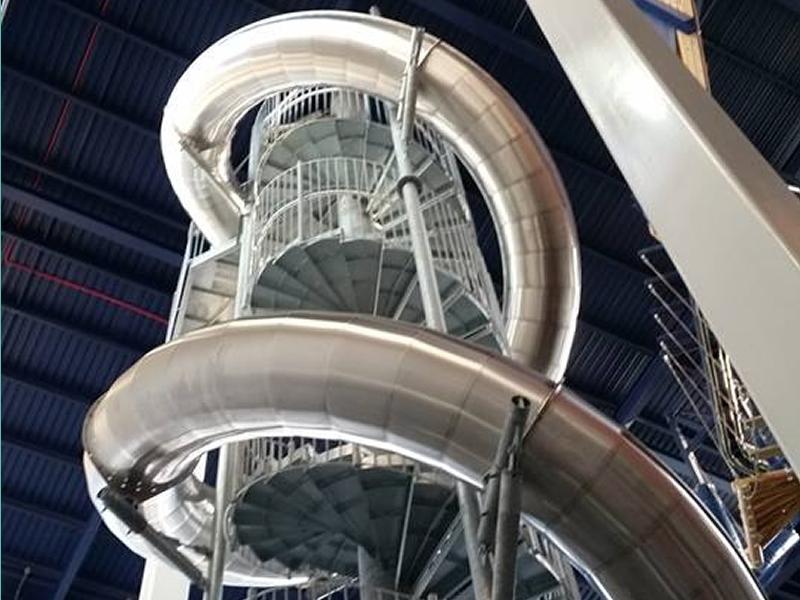 Tallest indoor slide in the UK set to open in Soar at intu Braehead