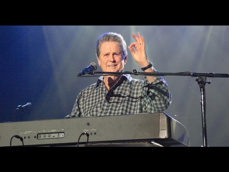 Brian Wilson: Good Vibrations The Greatest Hits Tour - RESCHEDULED DATE