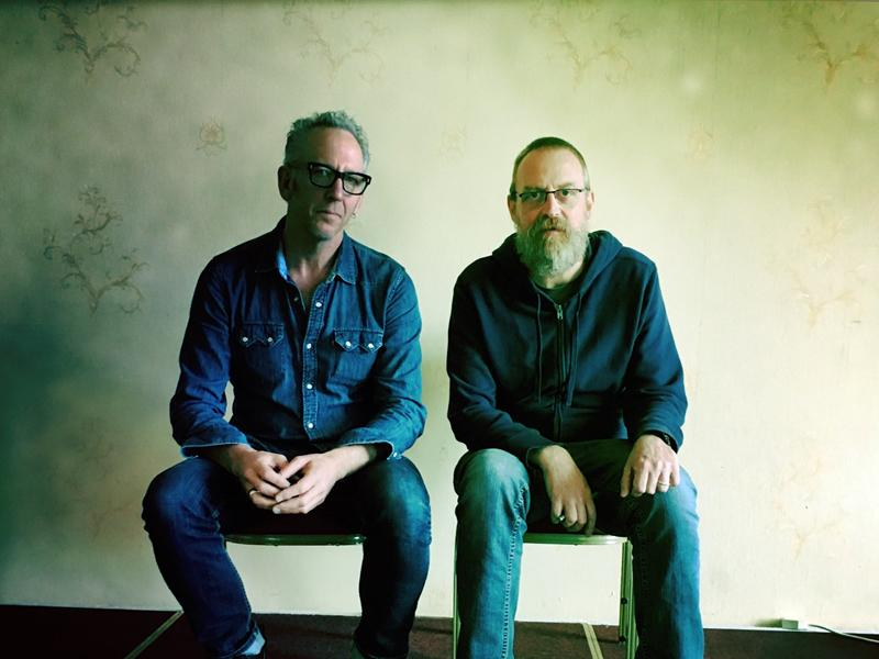 Boo Hewerdine and Darden Smith