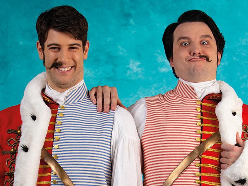 Scottish Opera: The Gondoliers