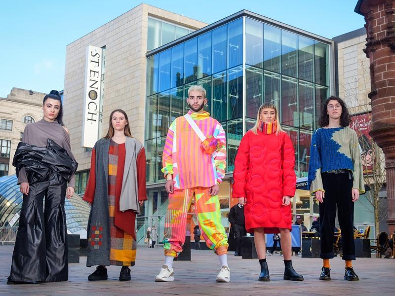 St. Enoch Centre has designs on GSA Fashion Show