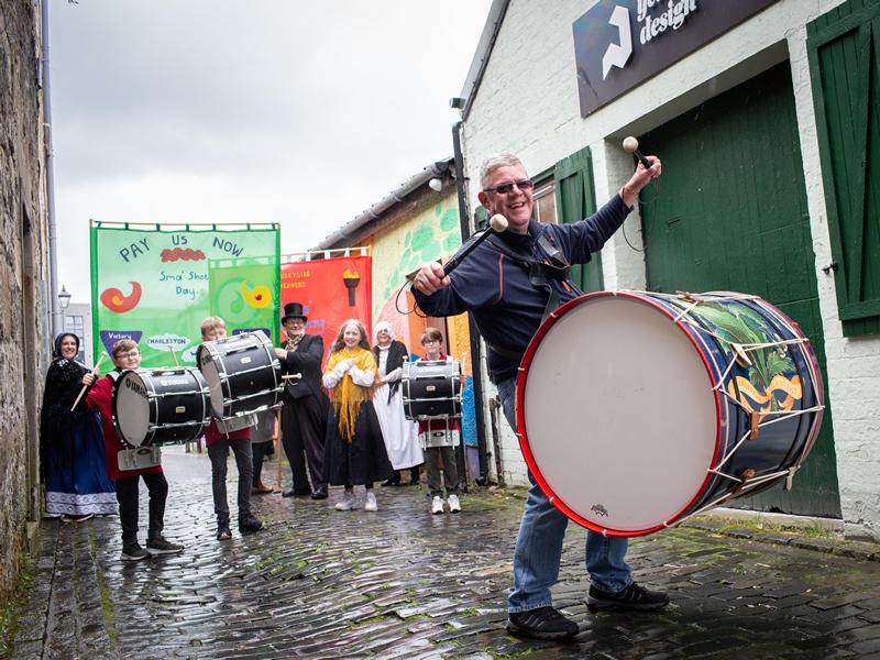 Programme revealed for annual Sma Shot Day celebration... as event goes on the move