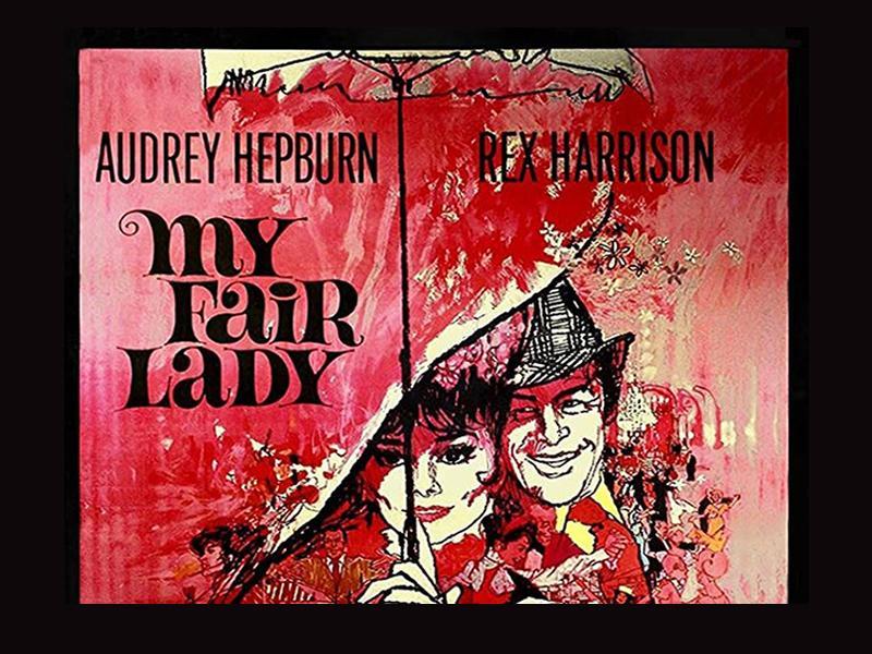 Cinema Club: My Fair Lady - CANCELLED