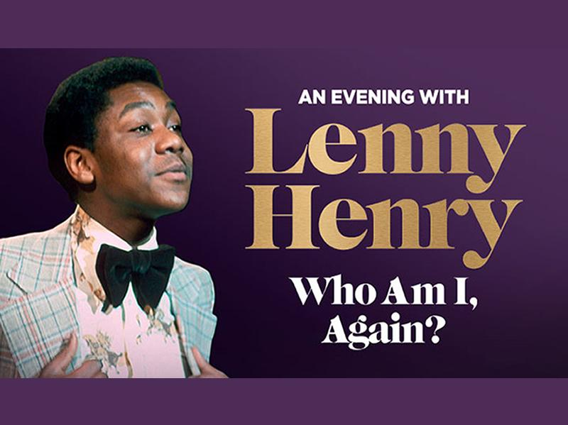 An Evening with Lenny Henry: Who Am I Again?