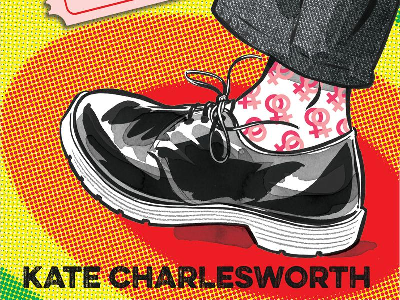 Changing the Future in Graphic Form: Kate Charlesworth in conversation with Val McDermid