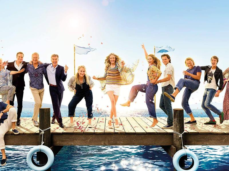 Cinema Club: Mamma Mia: Here We Go Again! Boozy Brunch