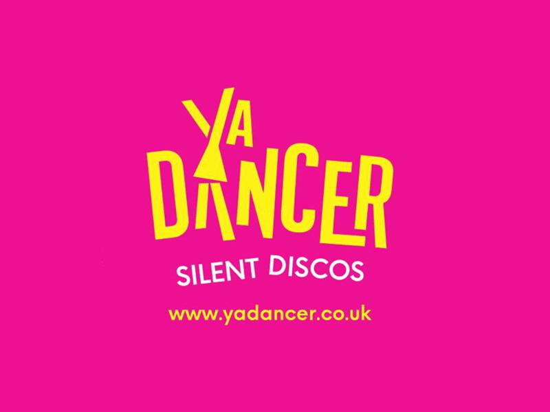 Boney M Silent Disco Party Parade with Ya Dancer