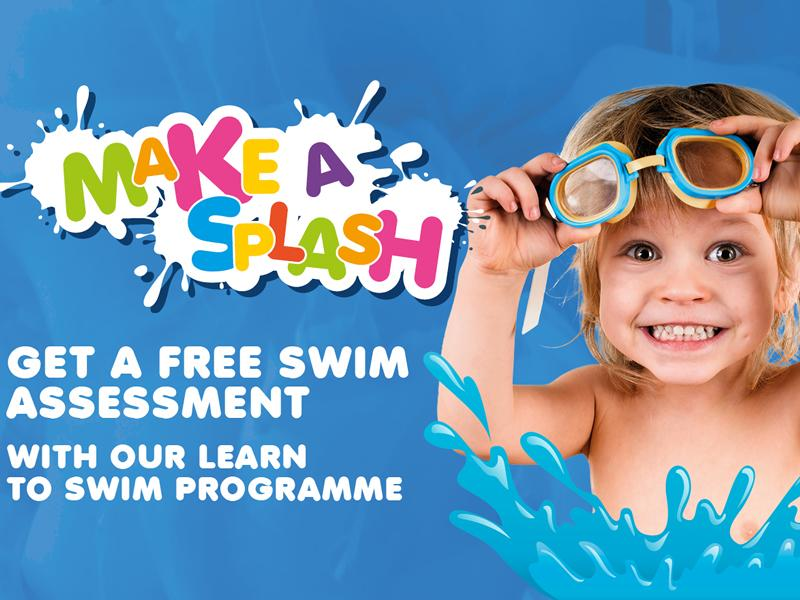 Learn 2 Swim with East Renfrewshire Culture and Leisure