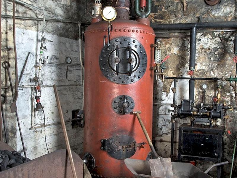 Biggar Gasworks Museum