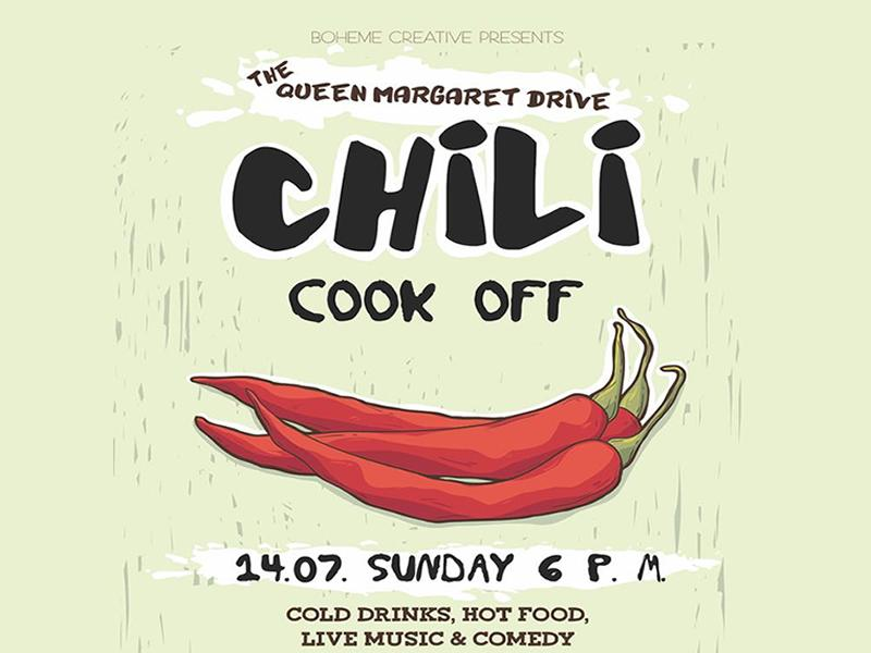 Charity Chilli Cook Off