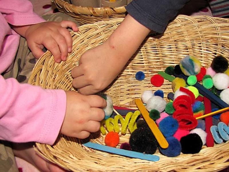 Why Loose Parts Play in Early Learning and Childcare?