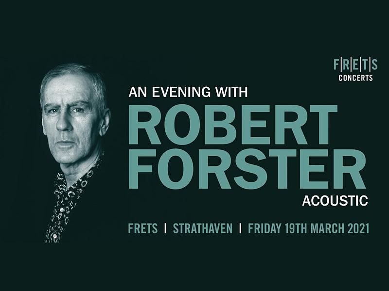 An Evening with Robert Forster