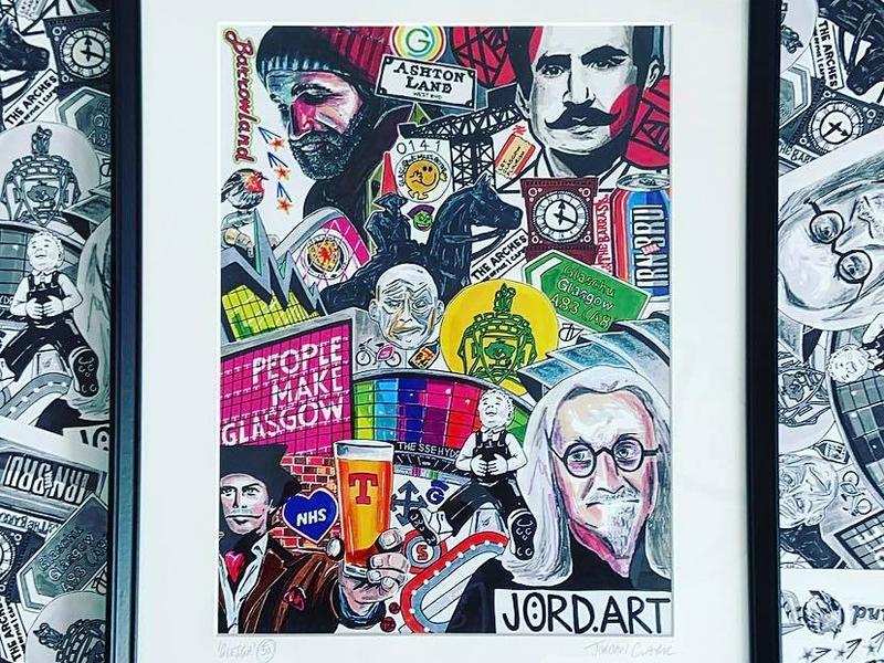 Jord.art Solo Exhibition
