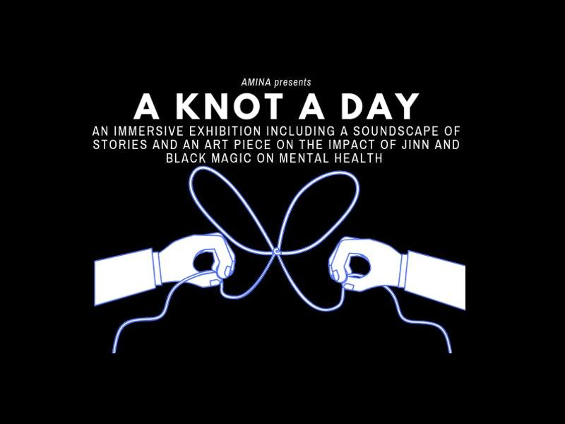 A Knot A Day at Tramway, Glasgow South Side | What's On Glasgow