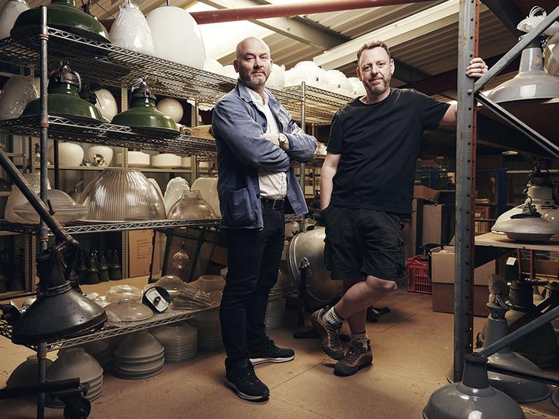 Salvage Hunters on hunt for Scottish locations to feature on the upcoming series