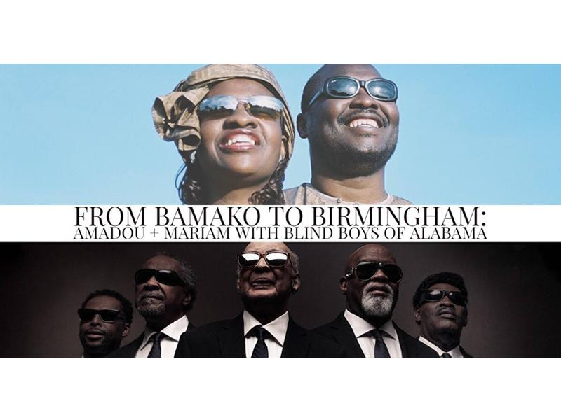 Edinburgh International Festival: Amadou & Mariam + Blind Boys of Alabama