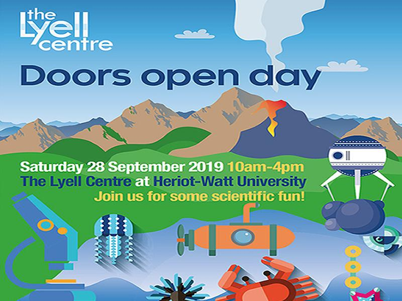 Doors Open Day: The Lyell Centre