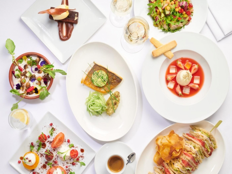 Harvey Nichols Offer Student Discount for Forth Floor Dining
