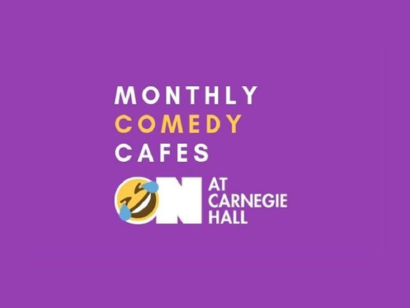 ON Fife Comedy Cafe: Carnegie Hall