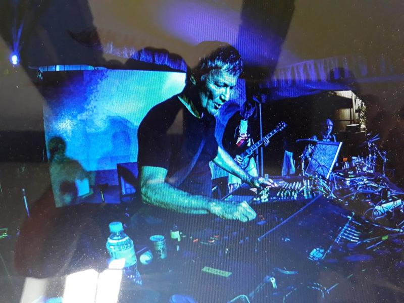 Michael Rother plays Neu, Harmonia and Solo Works