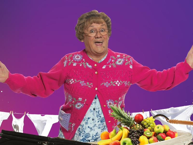 Mrs. Brown's Boys D'Live Show
