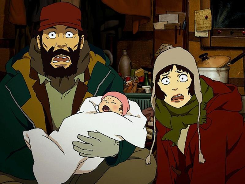 Free Screening: Alternative Christmas Screening: Tokyo Godfathers - CANCELLED