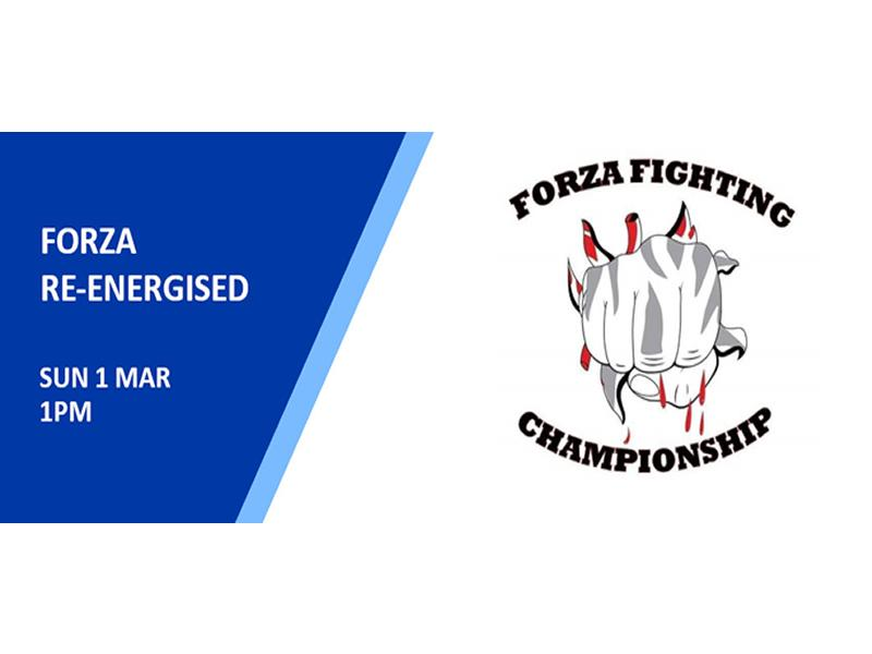 Forza Re-Energised