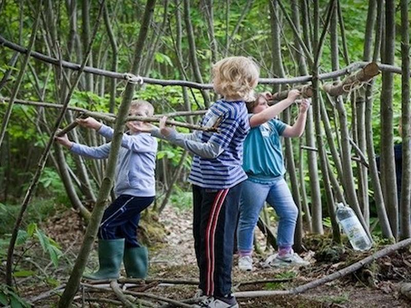 Glasgow Games: Forest Craft Sessions for Kids