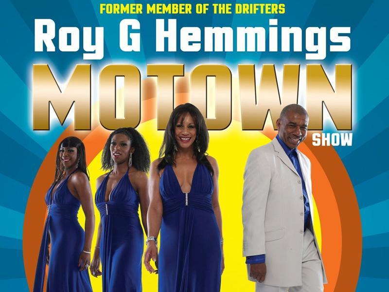 Roy G Hemmings Motown Show