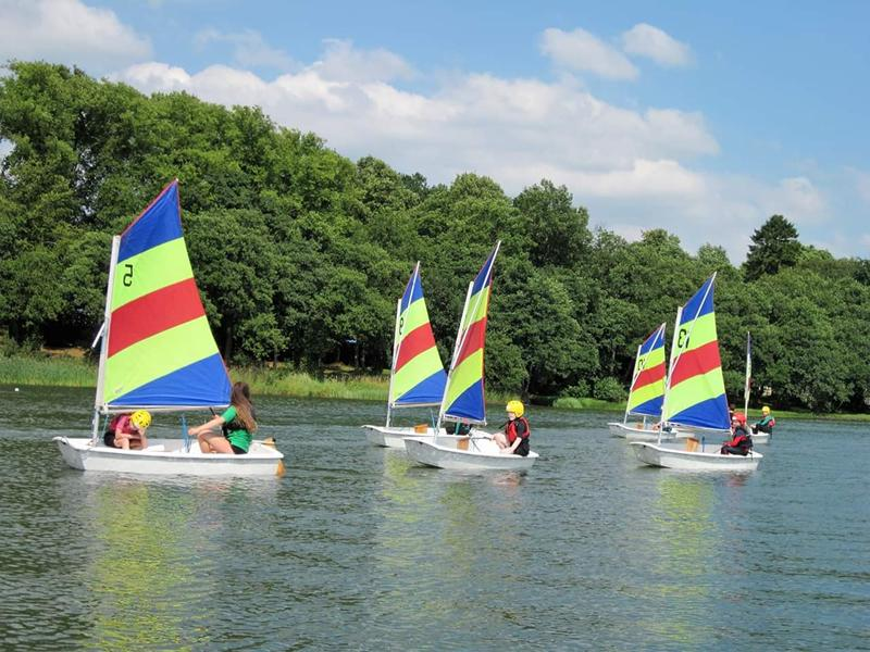 Clyde Cruising Club Dinghy Section Learn to Sail Classes
