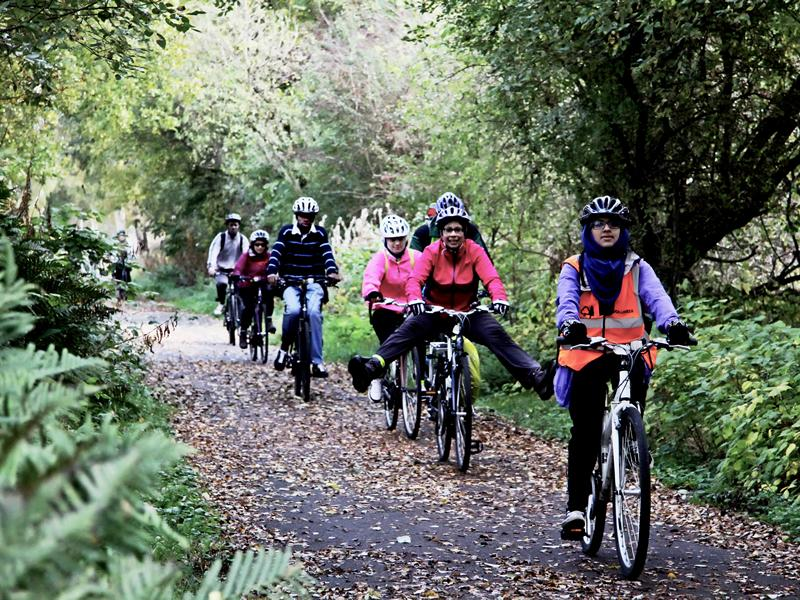 Woodland Wheels Cycle Ride