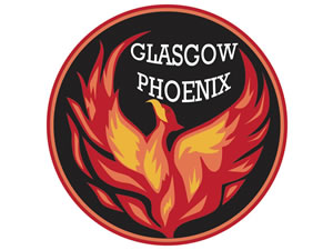Glasgow Phoenix Touch Rugby Training