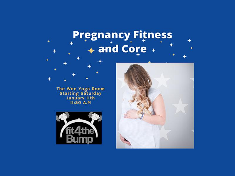 Pregnancy Fitness and Core