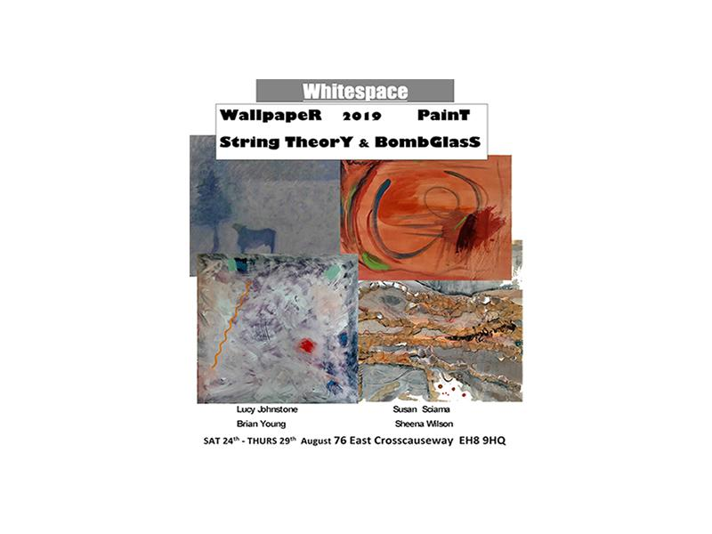 Wallpaper, Paint, String Theory and Bombglass