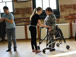 Indepen Dance Outreach Classes: Integrated Creative Movement Sessions