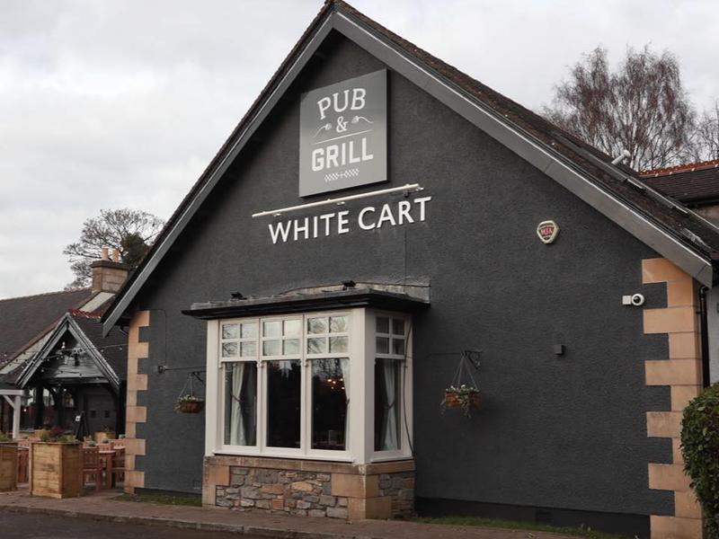 The White Cart