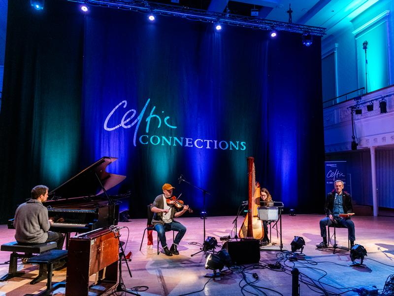 Celtic Connections 2021 announces initial line up and early bird tickets