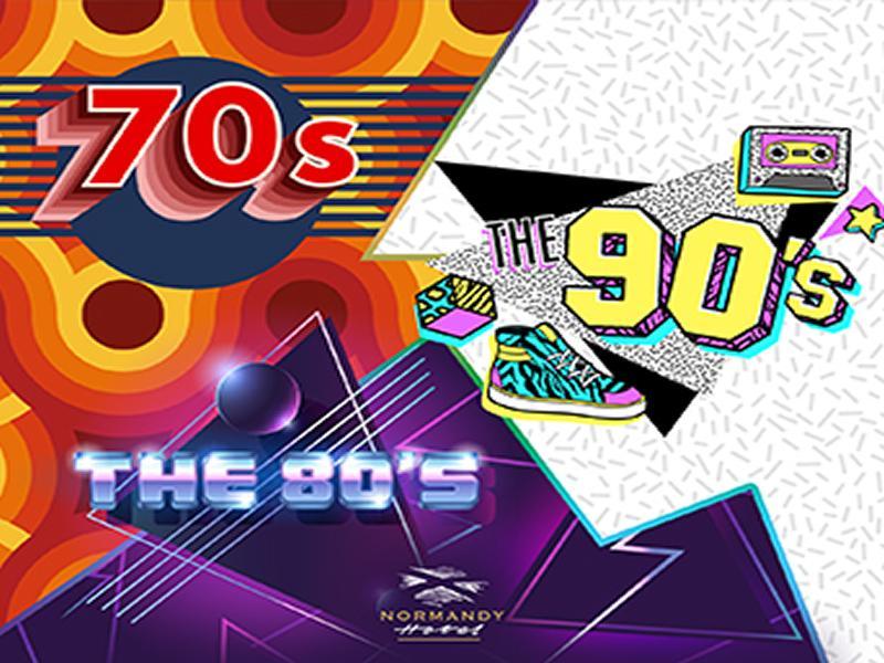 70s 80s & 90s Splash Live