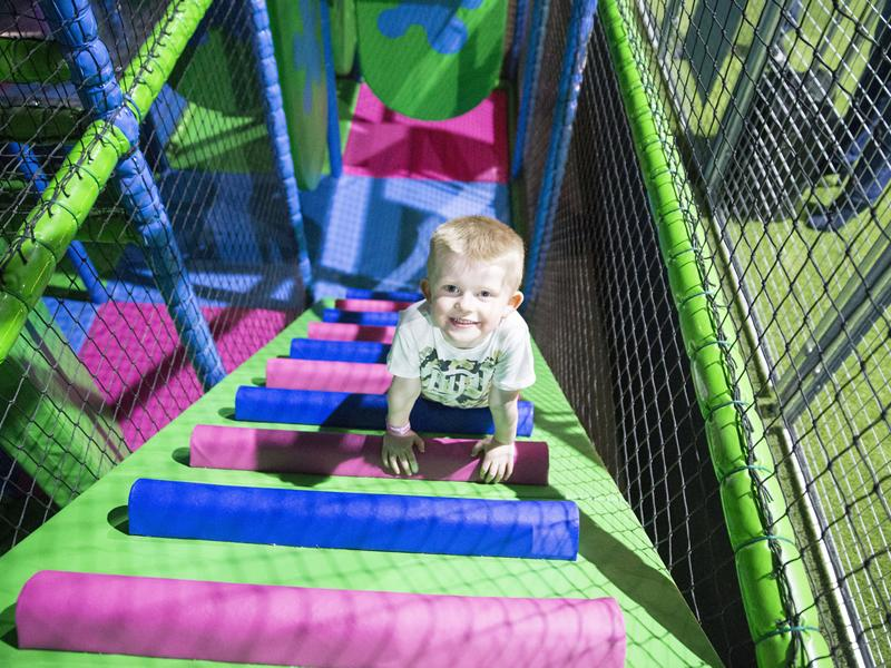 Flip Out Glasgow launches new activities for under 5s