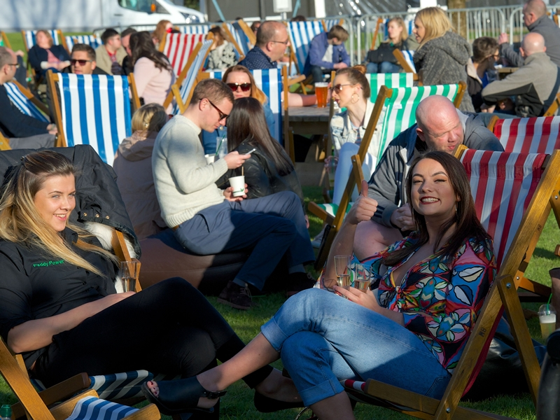 Thousands turn out for biggest Paisley Food and Drink Festival yet!