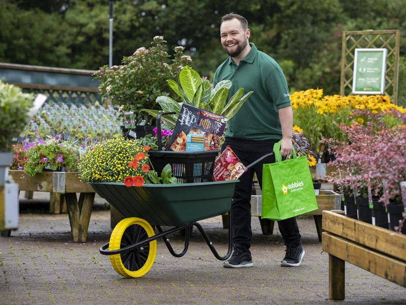 Dobbies and Sainsbury grocery partnership lands at Livingston
