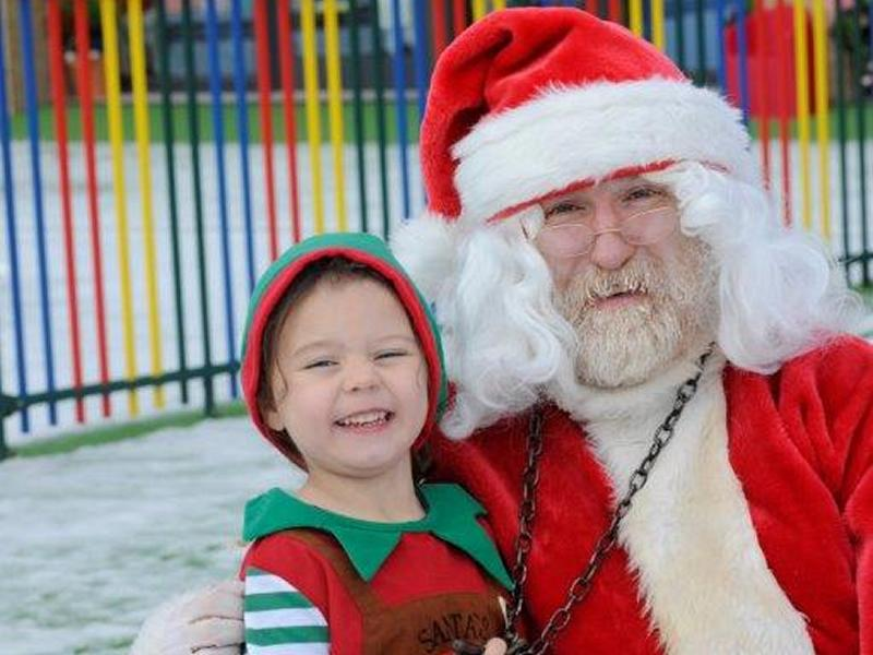 Quiet Santa: Early Evening Session