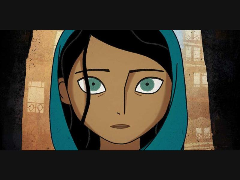 School Hols Special FILM: The Breadwinner