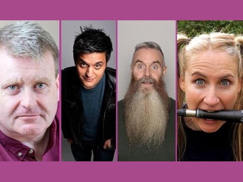 OnFife Comedy Café Online!