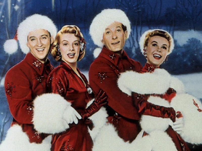 Culture Club: White Christmas