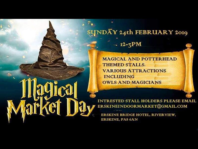 Magical Market Day